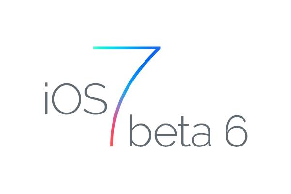 iOS7beta6