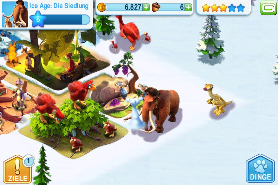 Ice Age Siedlung