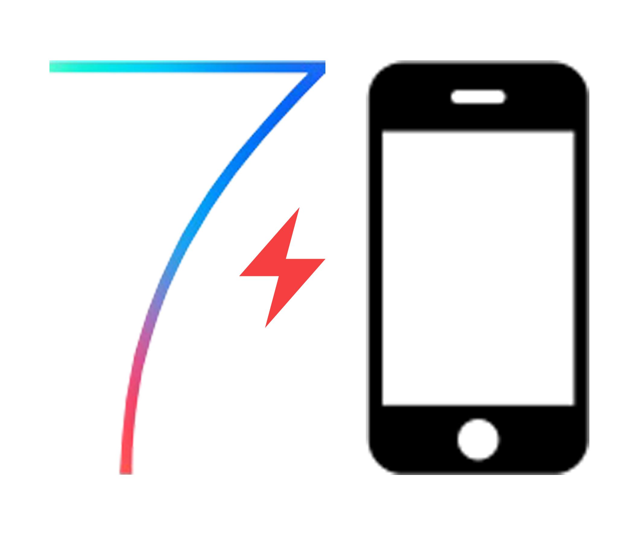 iOS7iPhone4S