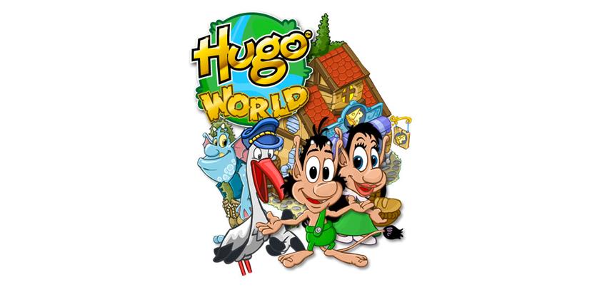 """Die App """"Hugo World"""" ist ein strategisches Spiel, bei dem Ihr Euer eigenes Trolldorf bauen könnt."""