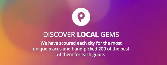 Bei momondo places findet Ihr die angesagtesten Locations für Euer Reiseziel!