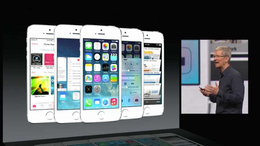 iOS 8 - Vorstellung