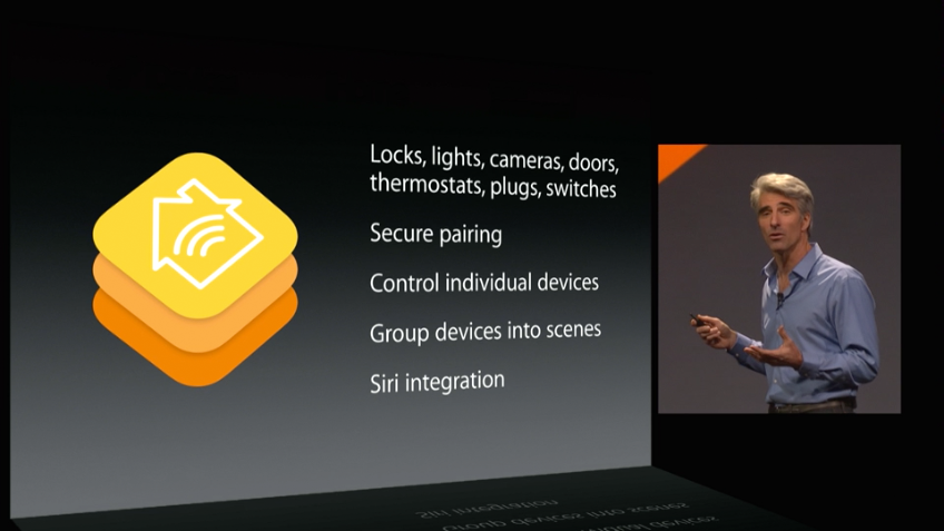 Developer - HomeKit Features