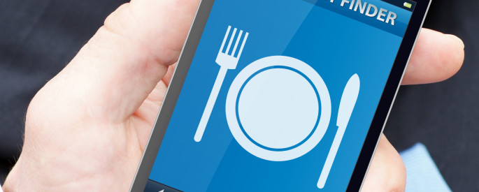 Restaurant Finder Smartphone App