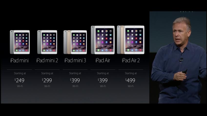 iPad Preise