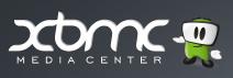 Hier ist das Logo von XBMC abgebildet.