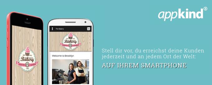 Die appkind GmbH bietet Euch eine App-Programmierung zu 3 Tarifen an.