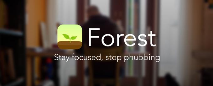 Die Forest-App soll Euch dabei helfen, die Finger vom Smartphone zu lassen.