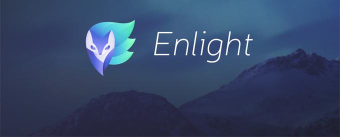 Enlight ist noch so eine Foto-Bearbeitungs-App. Aber eine gute, muss man zugeben.