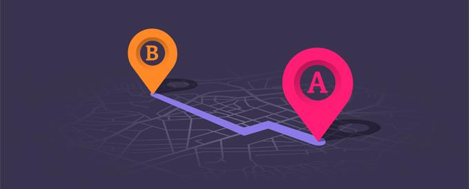 Apps, die helfen, sich auch an unbekannten Orten zurecht zu finden.